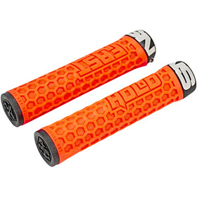 NS Bikes Hold Fast Grips fluo orange